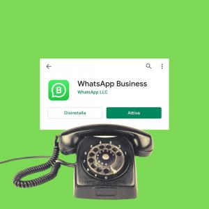 WhatsApp Business con numero fisso: come configurare l'account